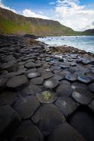 The Giant's Causeway - Staircase