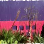 """Purple and Pink Wall"" by Edith"