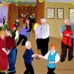 """""""Last Dance At The Legion"""" by AudCooperArtist"""