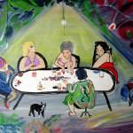 """""""Les Demimoiselles - Last Hand"""" by AudCooperArtist"""