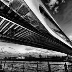 """Under The Bridge Over The Quays"" by paulbaybutphotography"