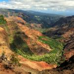 """Waimea Canyon From The West"" by jameseddy"