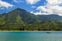 Ready To Sail In Hanalei Bay