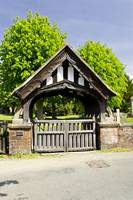 Lychgate of All Saints Church, Alrewas (28479-RDA)