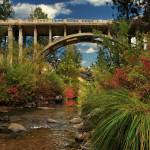 """Historic Highway Bridge - Susan River"" by jameseddy"