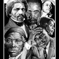 Civil Rights Collage Art Prints & Posters by Elizabeth Scism