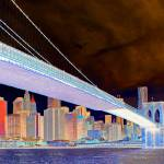 """Brooklyn Bridge"" by shelshots"