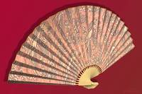 Asian Fan Deco 02 - 3D Model