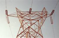 Double Dead-End 287-kV Angle Structure