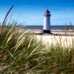 """Talacre Lighthouse 3"" by CelticOriginsPhotography"