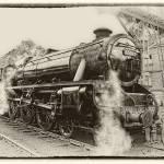 """45212-locomotive1"" by CelticOriginsPhotography"