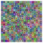 """2000 Squares"" by davidrose"