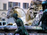 Fountain: Florence, Italy