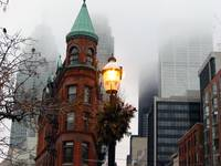 flatiron and fog