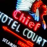 """Chief Hotel"" by PadgettGallery"