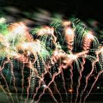 """Fireworks at Emerald Downs"" by Jackies-world"