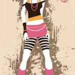 """""""Rollerskater"""" by KatVanGent"""