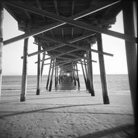 Holga At The Beach-2009