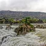 """Blustery Day At Shoshone Falls"" by Lorraine_Sommer"