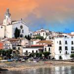 """Cadaques - digital art"" by elvimage"