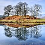"""River Brathay Reflections, The Lake District, Cumb"" by Dave_Lawrance_Photography"