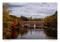 Saco River Autumn