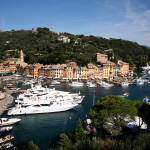"""Harbour of Portofino"" by DonnaCorless"