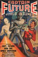 Captain Future First Issue