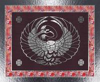 Japanese Swan Traditional Motif 2