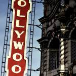 """Hollywood Theater sign front"" by blkspruce"