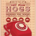 """Call Those Hogs"" by NaturalStatePrints"