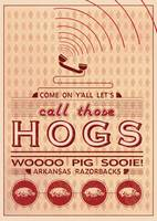Call Those Hogs (Text Only)