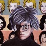 """""""Andy Warhol"""" by artofsarahcyr"""