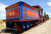 Historic Jupiter Train - Promontory Point