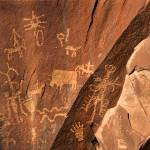 """Ancient Indian Petroglyphs"" by ultimateplaces"
