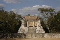 North Temple, Chichen Itza