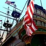 """Three Masted Ship"" by artstoreroom"