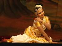 Indian Dance_Mohiniyattam