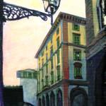 """""""Italian Street"""" by BeaconArtWorksCorporation"""