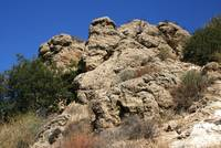 Castle Peak Geology