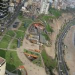 """Paragliding in Lima, Peru"" by jennmau"