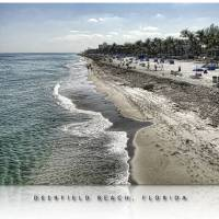 Deerfield Beach, Florida Art Prints & Posters by Mark Mathosian