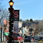 """Coolest small town in America (Lewisburg, West Vir"" by Photopeb"