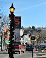 Coolest small town in America (Lewisburg, West Vir