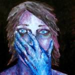 """Hush"" by JennyArtist"