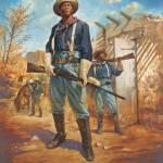 """Buffalo Soldiers #1"" by JamesGoodridge"