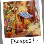 """gallery escapes"" by Dreama"