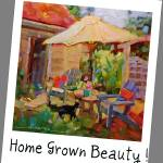 """gallery home grown beauty"" by Dreama"
