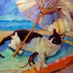 """""""""""Surf, Sun, and Shrimp Coladas"""""""" by Dreama"""