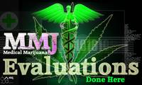 MMJ Evaluation sign